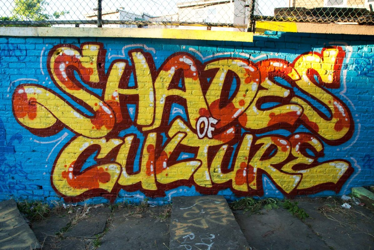 Shades Of Culture - Graffiti